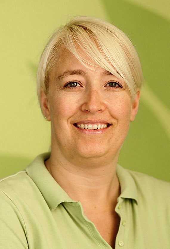 Frau Eiff, Medizinische Fachangestellte